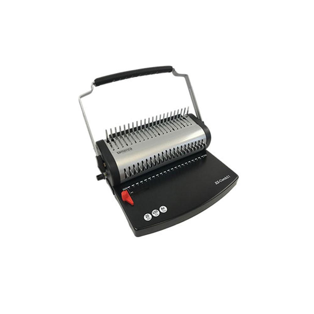 Tamerica EZ-Comb 21 Binding Machine