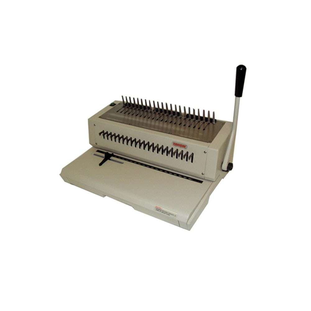 Time to upgrade your comb binding machine?