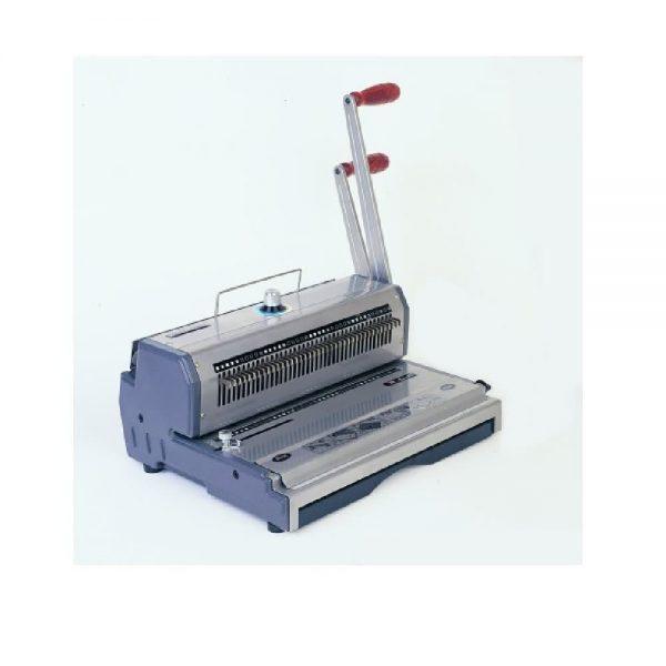 Akiles WireMac21 2:1 Binding Machine