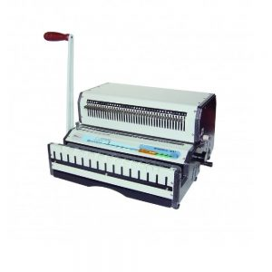 Akiles WireMac E21 2:1 Electric Binding Machine