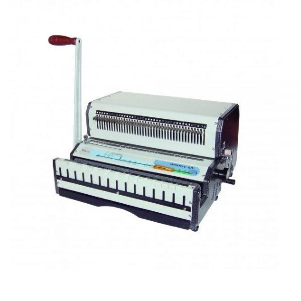 Akiles WireMac E31 3:1 Electric Binding Machine