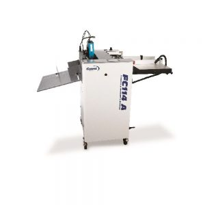 Count FC114A Air-Fed Creasing, Numbering, Perforating Machine