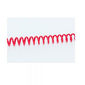 Red Plastic Coil