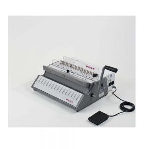 Renz Eco 360 Comfort Plus 2:1 Electric Wire Binding Machine