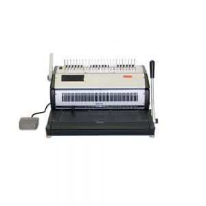 HOP CWP-Ei Electric 4-in-1 Combination Binding Machine with Inserter