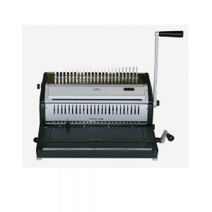 HOP CWP-M Manual 4-in-1 Combination Binding Machine