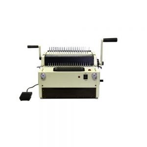 Tamerica Omega 4-in-1 Combination Binding Machine