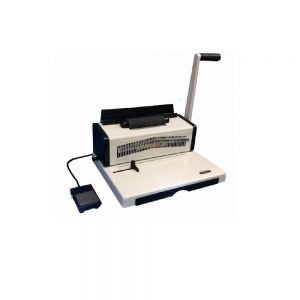 Product Feature: Tamerica Optimus 46i Coil Binding Machine