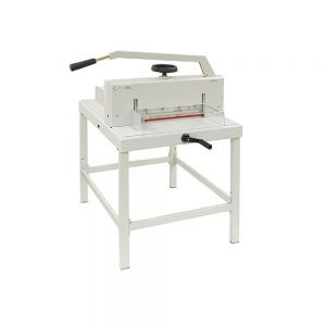 Formax 16M 18.7″ Manual Paper Stack Cutter