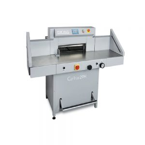 Formax 29H 20.5″ Automatic and Programmable Hydraulic Paper Stack Cutter