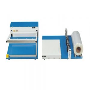 Table Top L-Sealer with Film Roller