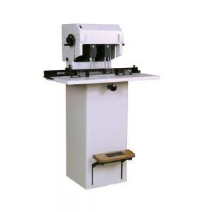Lassco Wizer Spinnit FMM-2 Manual Lift Paper Drill