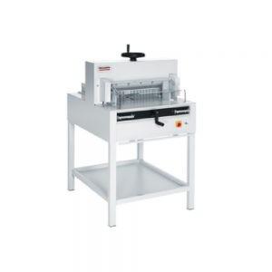 MBM Triumph 4815 Semi-Automatic Paper Stack Cutter
