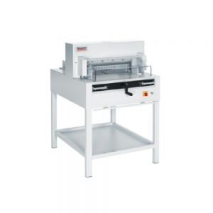 MBM Triumph 4850 Automatic Paper Stack Cutter
