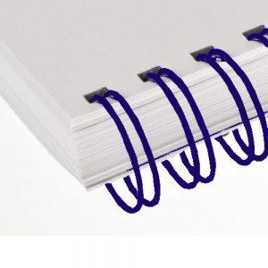 Navy Twin Loop Wire