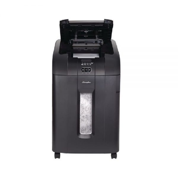 GBC Stack-and-Shred Auotmatic Shredders