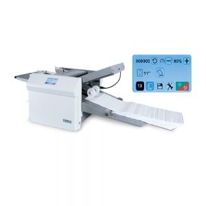 Formax FD 386 Automatic Touchscreen Paper Folder